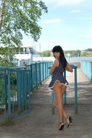 Cyna, kiimainen tytöt i Turku - 5617